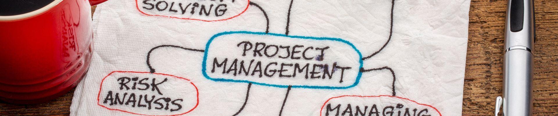 Banner-Project-Management